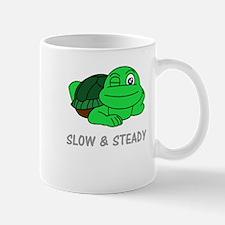 SLOW & STEADY Mug