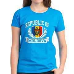 Republic of Moldova Tee
