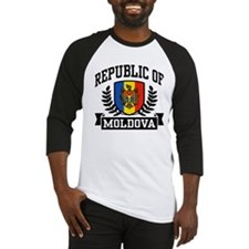 Republic of Moldova Baseball Jersey