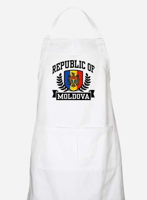 Republic of Moldova Apron