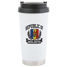 Republic of Moldova Travel Mug