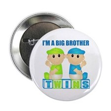 I'm A Big Brother (PGG:blk) Button