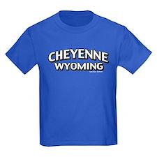 Cheyenne Wyoming T