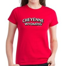 Cheyenne Wyoming Tee
