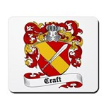 Craft Coat of Arms Mousepad