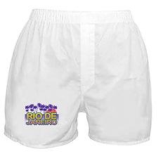 Rio De Janeiro Boxer Shorts