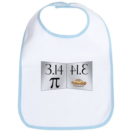 PI 3.14 Reflected as PIE Bib