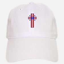Christian Cross Baseball Baseball Cap