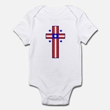 Christian Cross Infant Bodysuit