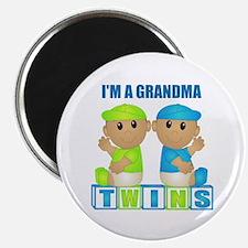 I'm A Grandma (TBB:blk) Magnet