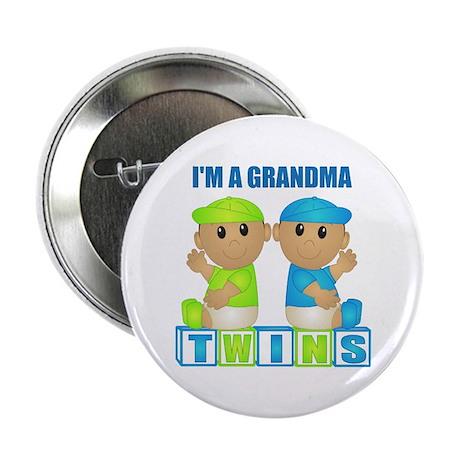 I'm A Grandma (TBB:blk) Button