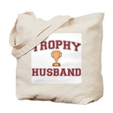 Trophy Husband Tote Bag