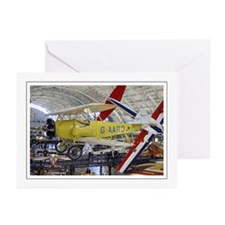 A2-60 Arrow Sport Greeting Cards (Pk of 10)