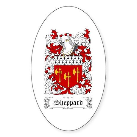 Sheppard Sticker (Oval)