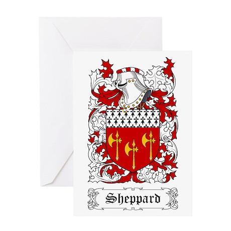 Sheppard Greeting Card