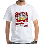 Cuhn Coat of Arms White T-Shirt