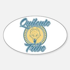 Quileute Wolfpack Decal
