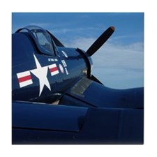 F4U Corsair Tile Coaster