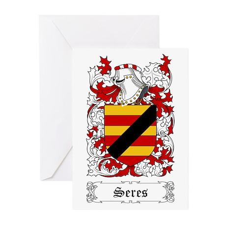 Seres Greeting Cards (Pk of 20)