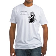 Ridiculous Major Fitted T-Shirt