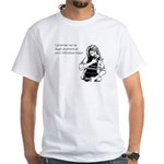 Ridiculous Major White T-Shirt
