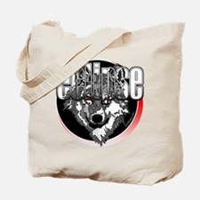 Eclipse Leader of the Wolf Pack Tote Bag