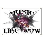 Music Like Wow Banner