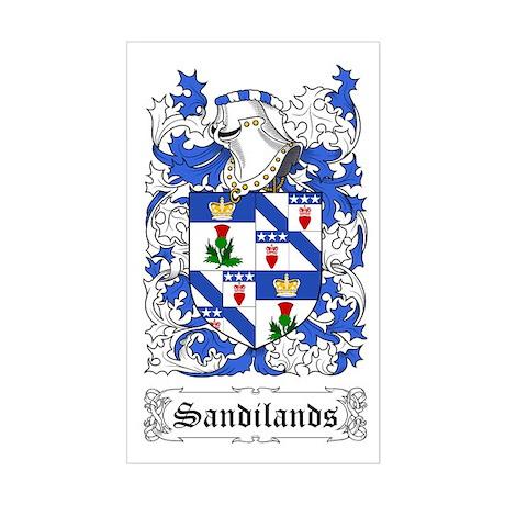 Sandilands Sticker (Rectangle)