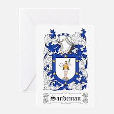 Sandeman Greeting Card