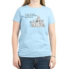 Workplace Rampage Women's Light T-Shirt