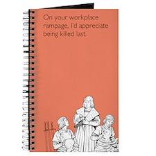 Workplace Rampage Journal