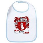 Haase Coat of Arms Bib