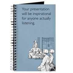 Inspirational Presentation Journal