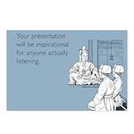 Inspirational Presentation Postcards (Package of 8