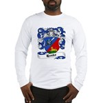Henke Coat of Arms Long Sleeve T-Shirt