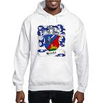 Henke Coat of Arms Hooded Sweatshirt