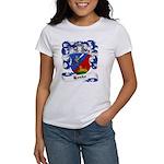 Henke Coat of Arms Women's T-Shirt
