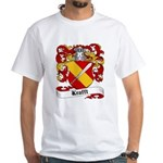 Krafft Coat of Arms White T-Shirt