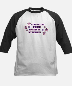Land of the Free-Mommy (Boy) Tee