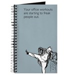 Office Workouts Journal