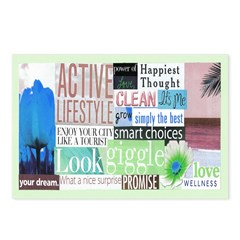 Encouraging Postcards (Package of 8)