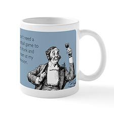 Football Drunk Mug