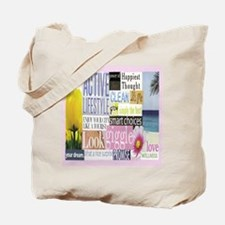 Clean & Active Tote Bag