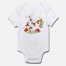 Roller Girl Infant Bodysuit