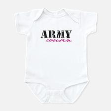 Army Cousin Infant Bodysuit