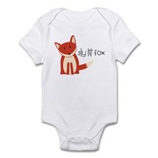 Sly Lil' Fox Infant Bodysuit