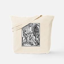 Cute Death Tote Bag