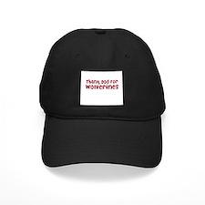 Thank God For Wolverines Baseball Hat