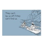 Lay Us Off Postcards (Package of 8)