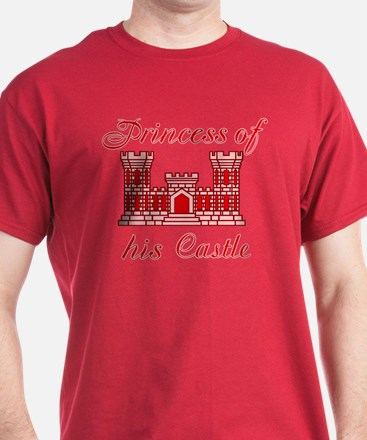his castle red T-Shirt